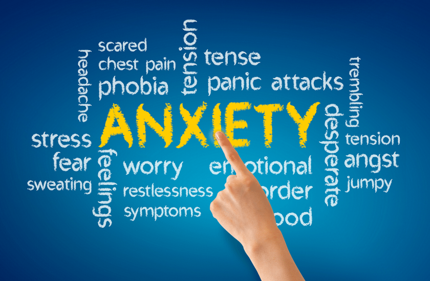 Women's Heart- Let's Talk About Anxiety