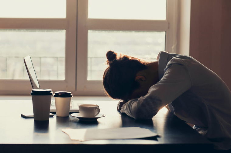 Don't take fatigue lying down!
