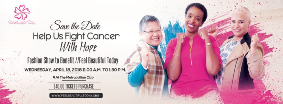 Fighting Cancer with Hope Wednesday, April 18 at 11 AM – 130 PM