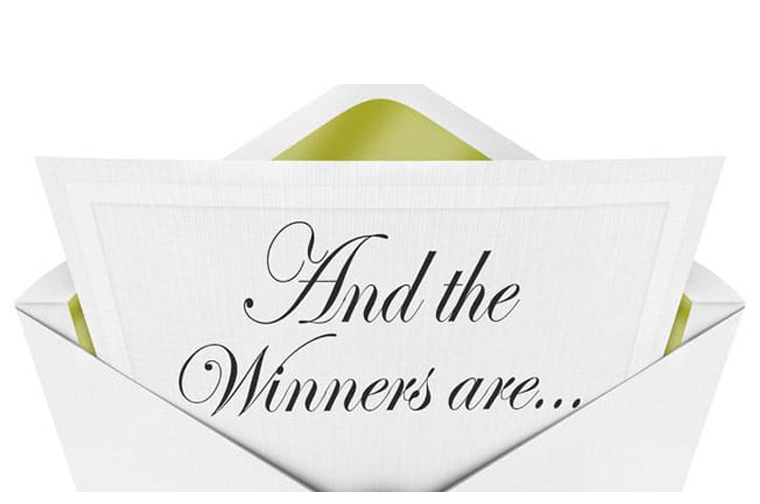 Mother's Day Contest Winners!