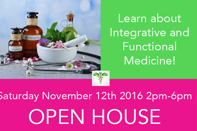 Open House – What is Integrative/Functional Medicine?