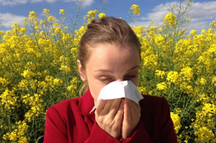 Spring is in the air,allergies too..effective natural remedies