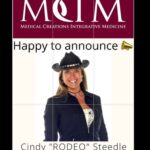 We are  thrilled to announce that Cindy ''Rodeo'' Steedle a world-renowned TV personality, inspirational speaker, entrepreneur  and realtor at Compass will be joining us as brand ambassador.
