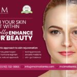 """Let your wisdom not your skin show your age""""-a true holistic care approach to skin"""